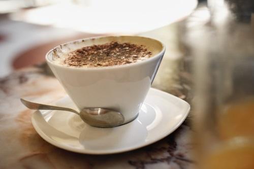 Calming Cappuccino